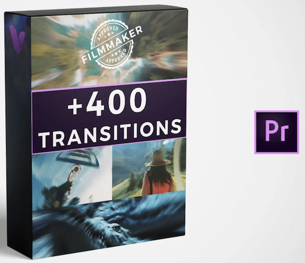 Vamify – 400+ Transitions for Premiere Pro Free Download